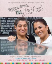 Välkommen till jobbet – broschyr om arbetsintegrerande sociala företag