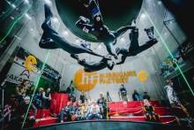 Öppna Svenska Mästerskapen och JSM i Indoor Skydiving 2016