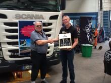 Unikt Scania-servicekoncept runder en milepæl
