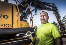 """Tomas om dieseltjuvarna efter han installerat ProtQtor dieselstöldskydd: """"De blev nog snopna!"""""""