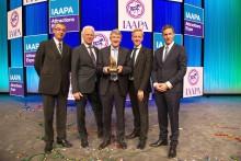 Franska upplevelsesparken Puy du Fou mottagare av Liseberg Applause Award 2014