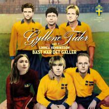 Gyllene Tider och Linnea Henriksson gör Sveriges officiella VM-låt 2018
