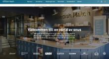 Ny e-handelstjänst från Swedish Match – hela sortimentet tillgängligt online