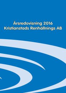 Årsredovisning 2016