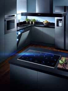 A New Blueprint For Kitchens - Introducing Panasonic's New Range of Built-in Appliances