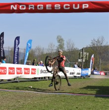 Fossesholm, Hedrèn, Sveen og Fagerhaug vant NC 2 Fiskum 2019