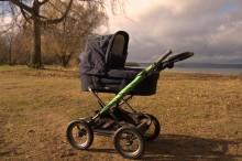 KiddyRain - Paraplyfäste för barnvagnen