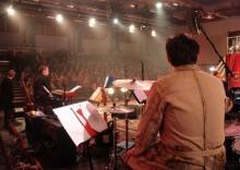Nu är årets musikteater på Lindeskolan igång