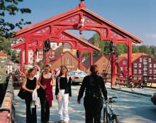 Toner och smaksensationer i Trondheim