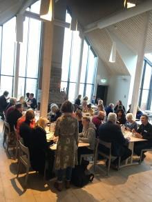 Visit Hornborgasjön tar steg mot att bli en hållbar destination