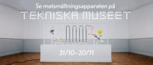 Se Apotekets matsmältningsapparat på Tekniska museet