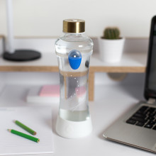 Vätskepåminnaren Ulla påminner om att  dricka vatten!