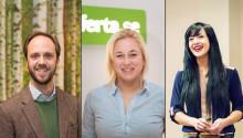 Offerta.se storsatsar för att ytterligare digitalisera svensk tjänstesektor – anställer tre nyckelpersoner