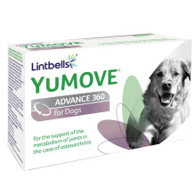 Lintbells launches Vet Exclusive YuMOVE ADVANCE 360