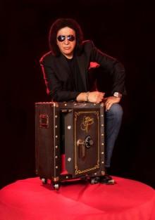 Gene Simmons inviterer til en eksklusiv opplevelse med The Vault Experience