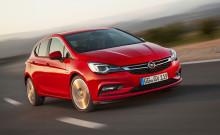 Opel fortsätter att öka i Sverige