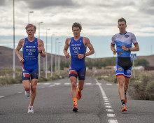 Supersesong spås for det norske triatlonlandslaget Sesongpremieren i verdensserien (WTS) er i morgen!