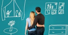 Ris och ros på bostadsmarknaden