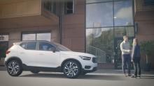 Att äga en ny Volvo XC40 kommer att vara lika enkelt som att ha en mobiltelefon