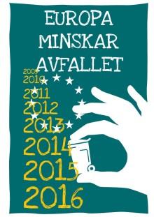 Europa Minskar Avfallet bjuder på  avfallsminskande aktiviteter över hela Sverige