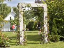 Innbydende hageportal – Inspirert