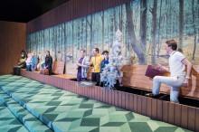 Premiär för Körsbärsträdgården i regi av Anja Suša