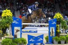 Spela på hästhoppning hos ATG under Gothenburg Horse Show