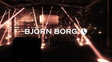 Marskolonisatörer har landat i Stockholm för att vara med i Björn Borgs modevisning