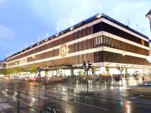 Premiär för nya modeaccessoarplanet på  Åhléns City Stockholm
