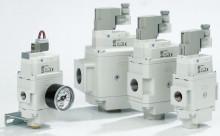 AV-A ny mjukstartsventil för modulär luftberedning