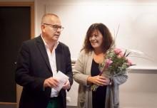 Ann-Lis Wennerberg Larsson årets pedagog i Vellinge kommun 2014