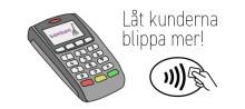Specters kunder kan nu erbjuda kontaktlösa betalningar i butik
