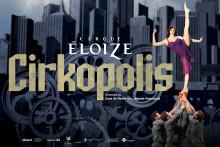 Stora Teatern presenterar nycirkus från tre kontinenter