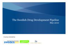 The Swedish Drug Development Pipeline 2010