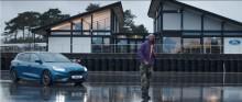 Hip-Hop-Video zeigt Rap-Star Blakie im neuen Ford Focus ST auf der Teststrecke von Ford in Lommel