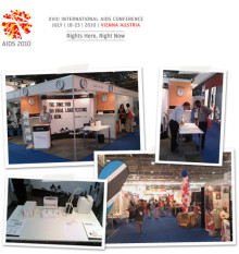 Cavidi brings its message to AIDS 2010 in Vienna