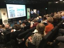 Val och bostadsmarknaden i fokus på medlemsgruppens årsmöte