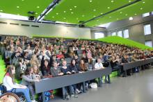 Mehr als 200 Schülerinnen und Schüler beim Zukunftstag an der Technischen Hochschule Wildau