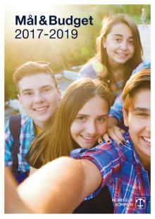 Mål & Budget 2017-2019 Norrtälje kommun