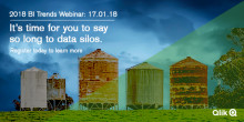 It's not too late....register now for Qlik's ​Top BI Trends for 2018