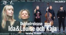 Skivsläpp, konsert och workshop i jiddisch-sång - 14/3 på Stallet i Stockholm