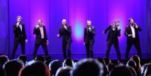 Vocal Six – a capella som måste ses på Palladium Malmö och Kulturkvarteret i Kristianstad