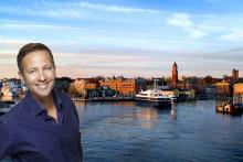 Ola Lauritzson utsedd till ambassadör för Helsingborg