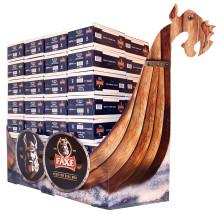 CASE: Vikingeskib skal sælge Faxe øl i udlandet