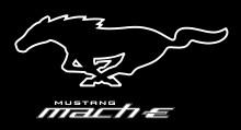 Ford avslöjar namnet på sin nya elbil: Ford Mustang Mach-E