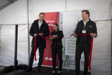 Binero Groups nya datacenter officiellt invigt