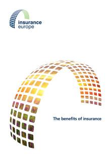 Nyttan av försäkring / Benefit of Insurance