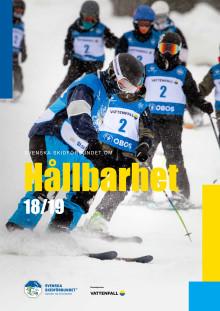 Svenska Skidförbundets hållbarhetsrapport 2018/2019