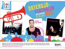 The Hooters, Sven-Ingvars, John de Sohn och Sanna Nielsen klara för Östersjöfestivalen i Karlshamn