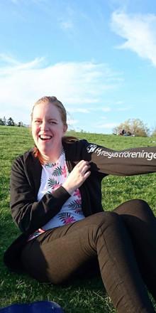 Linn är Hyresgästföreningens nya unga ordförande